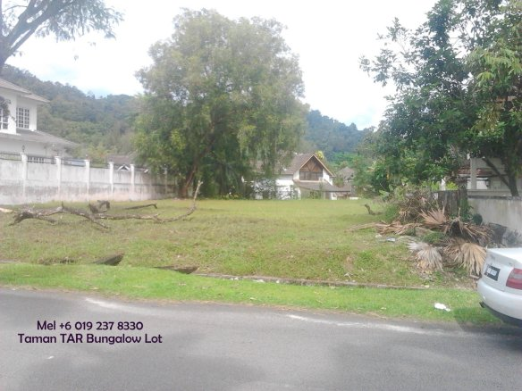 Taman TAR Bungalow Land