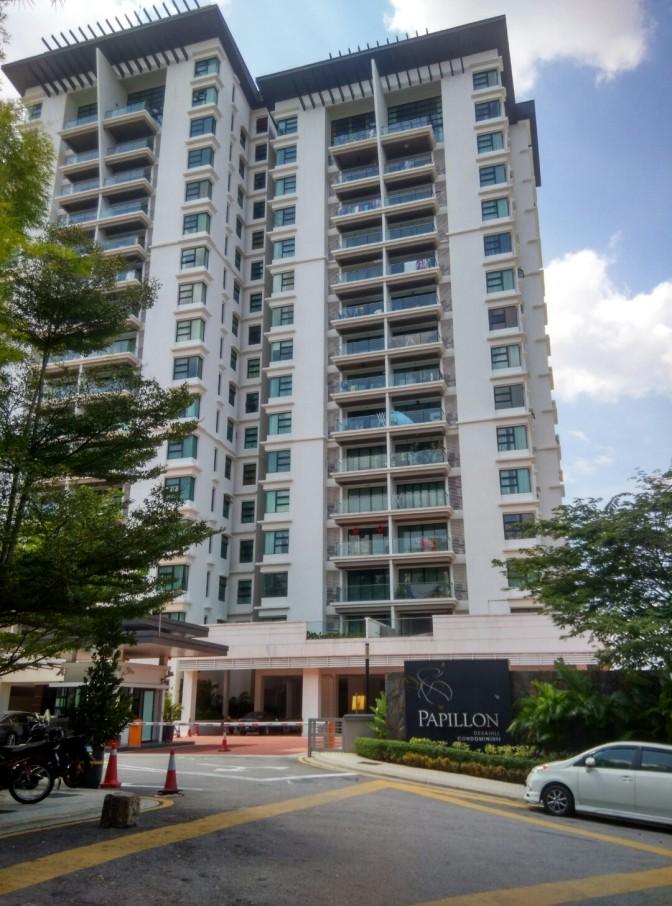 Papillon DesaHill Penthouse for Sale