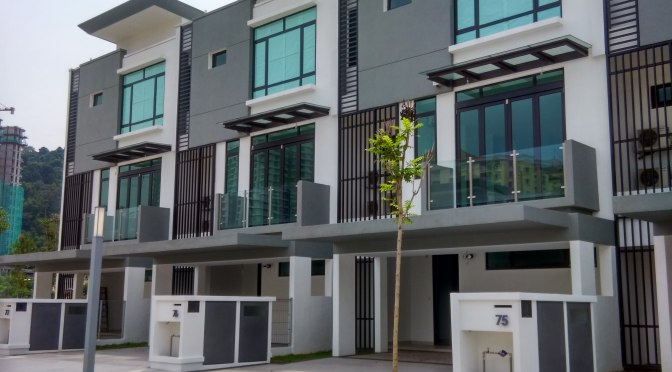 Sunway Montana Courtyard Villa for Sale