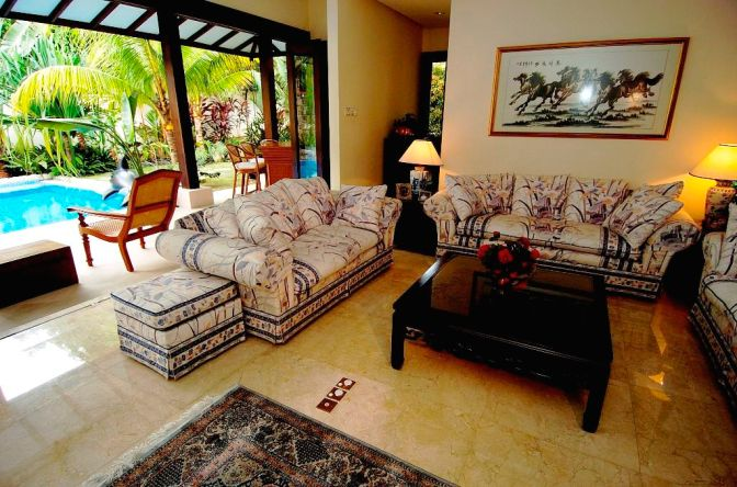 Balinese- Inspired Bungalow for Sale or Rent in Ukay Heights Ampang