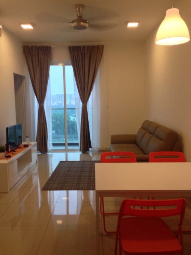 Brand New Hijauan Saujana Condo for Rent