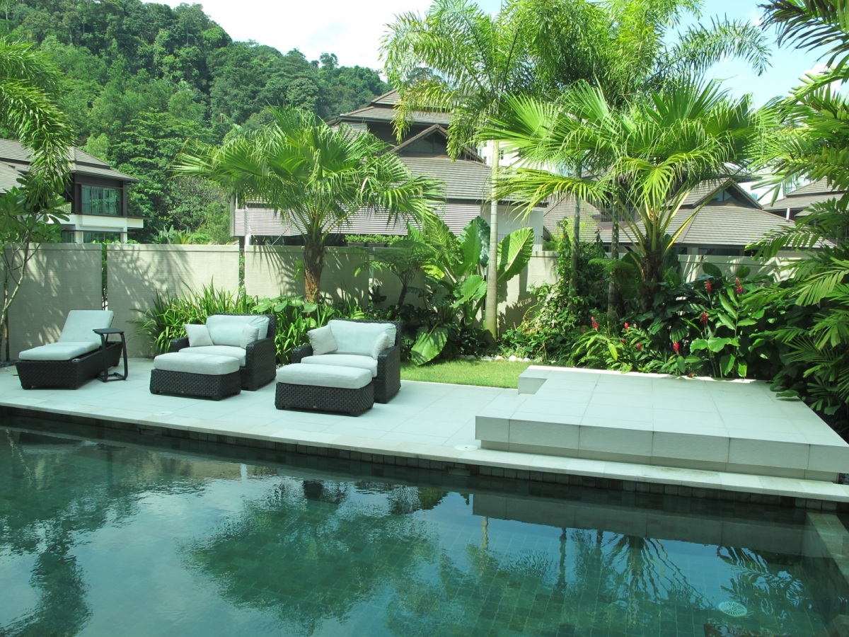 Resort- type Bungalow for Sale at SetiaHills Ampang