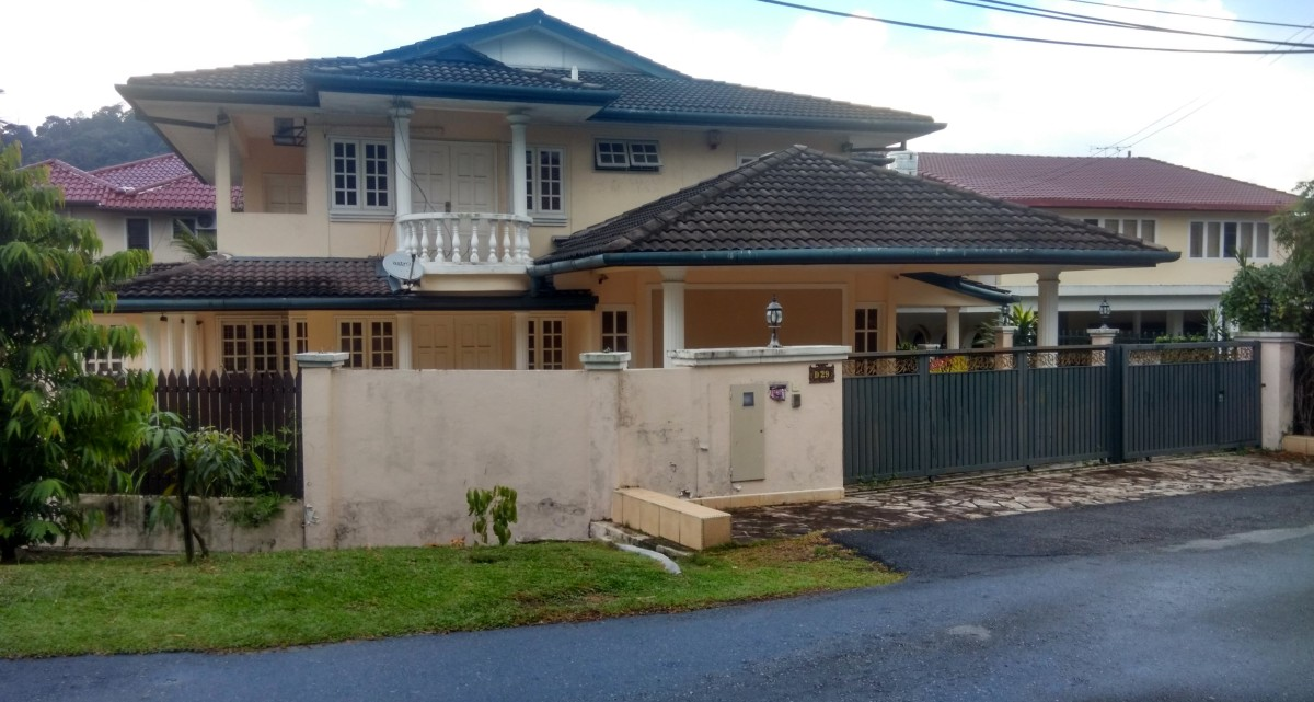 Corner Lot Bungalow for Sale in Ampang Jaya