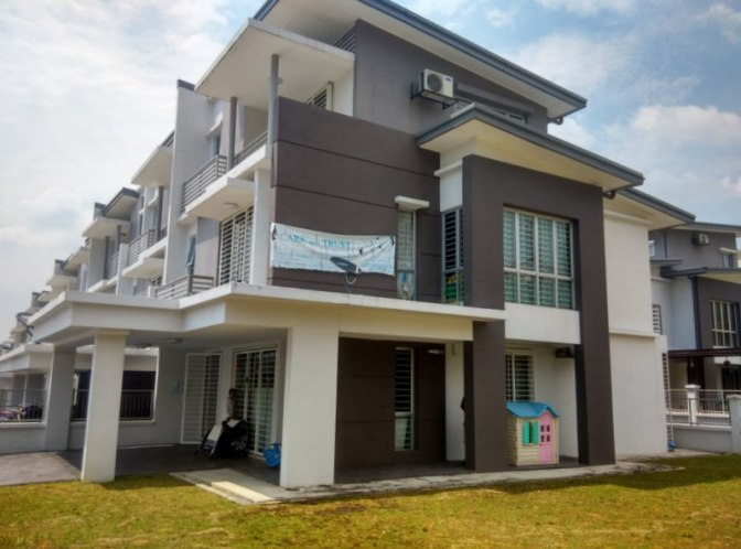 Corner House for Sale at Sunway Alam Suria, Shah Alam