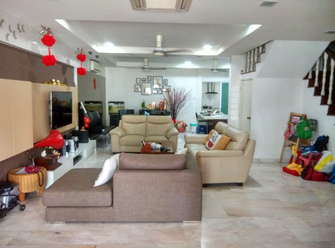 2 Storey Link House for Sale in Ampang Jaya