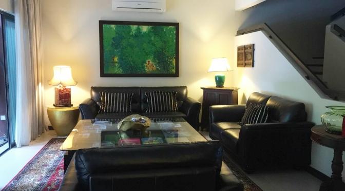 3 Storey Designer- type Link House for Sale in Taman TAR Ampang