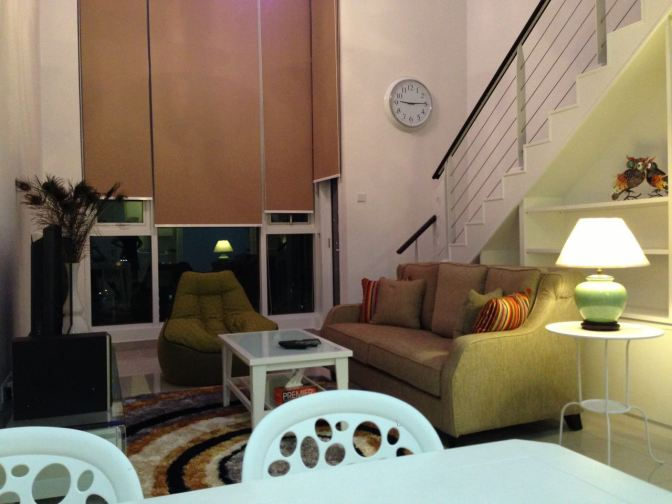 SOHO Unit for Sale at The Scott Garden, Old Klang Road