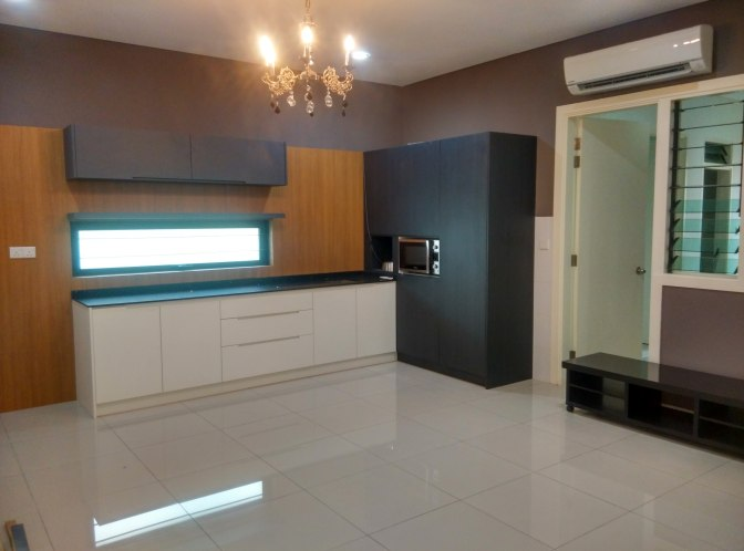 Townhouse for Rent at Sunway Montana, Taman Melawati