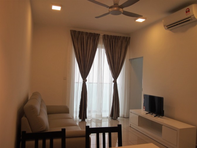 1 Room Condo for Rent at Hijauan Saujana