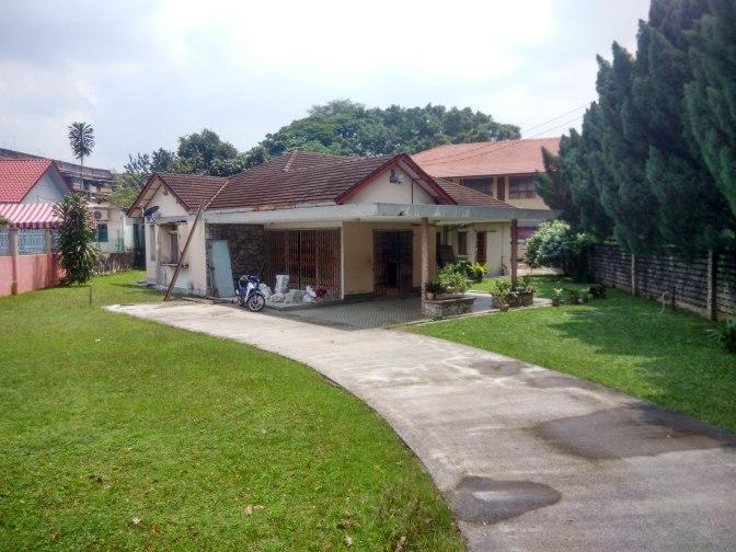 Bungalow To Let at Jalan Ipoh