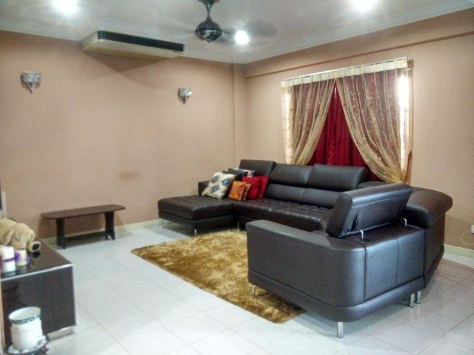 Penthouse To Let in Taman TAR, Ampang