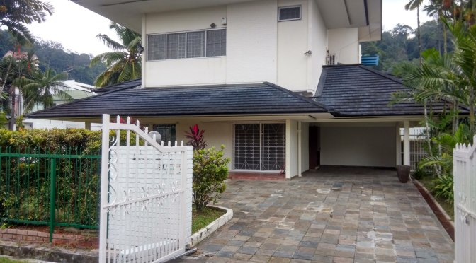 Bungalow to Let in Ampang