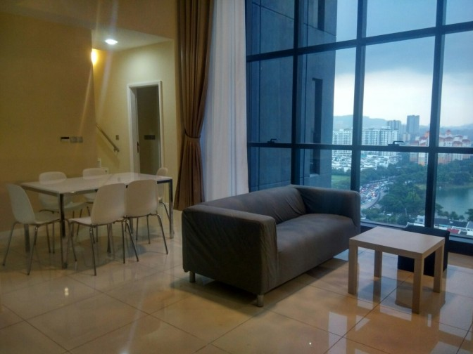 Brand New Condo for Rent in M City, Ampang