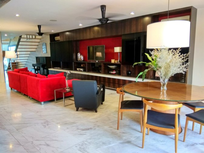 The Incredible Loft in Bangsar for Sale or Let