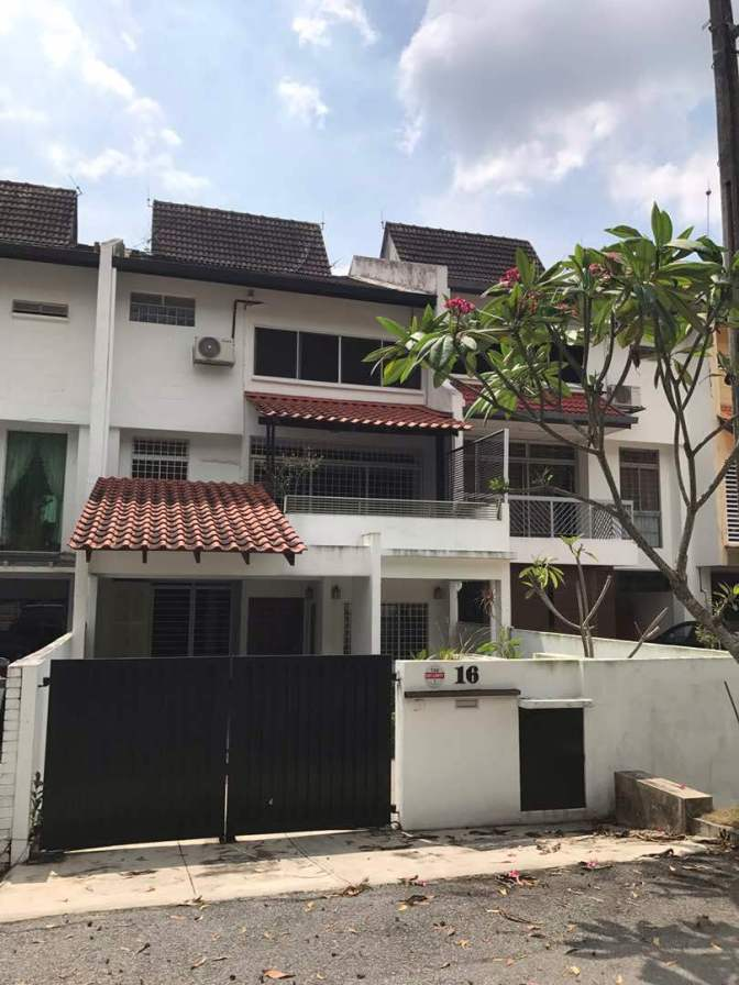 Taman TAR 3 storey Link House for Rent