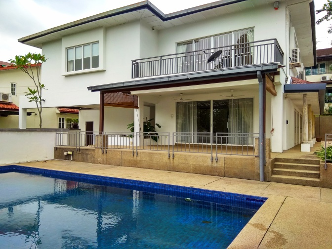 Bungalow For Sale in Ukay Heights, Ampang