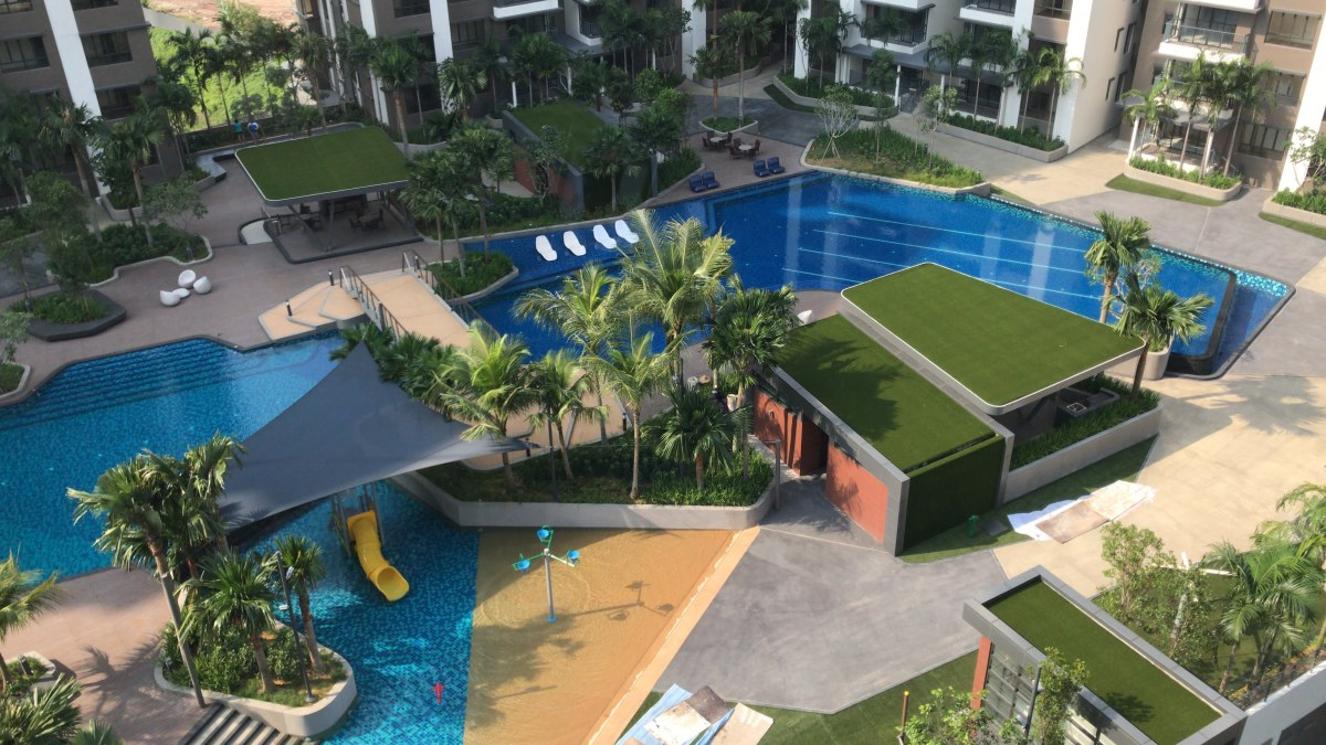 Brand New Condo For Sale in Wangsa Maju...Irama Wangsa Condominium
