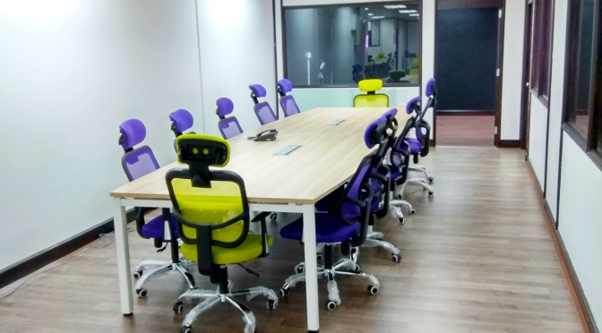 Fully Equipped Office Space for Rent or Sale in KL