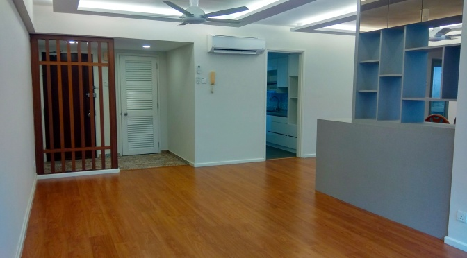 Fully Renovated Condo for Sale in Taman Desa KL